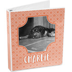 Pet Photo 3-Ring Binder (Personalized)