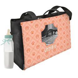 Pet Photo Diaper Bag (Personalized)