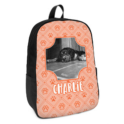 Pet Photo Kids Backpack (Personalized)