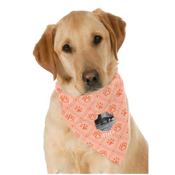 Pet Photo Pet Bandanas (Personalized)