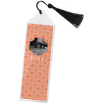 Pet Photo Book Mark w/Tassel (Personalized)
