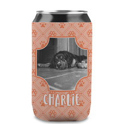 Pet Photo Can Sleeve (12 oz) (Personalized)