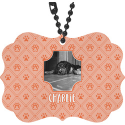 Pet Photo Rear View Mirror Decor (Personalized)