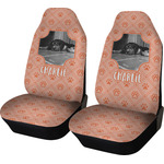 Pet Photo Car Seat Covers (Set of Two) (Personalized)