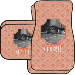 Pet Photo Car Floor Mats (Personalized)