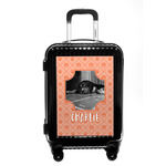 Pet Photo Carry On Hard Shell Suitcase (Personalized)