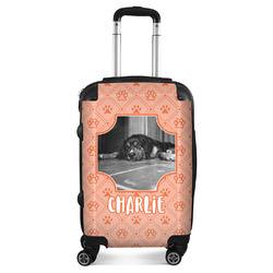 Pet Photo Suitcase (Personalized)