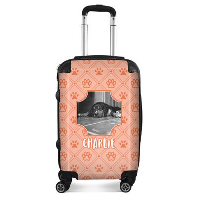 Pet Photo Suitcase (Personalized)