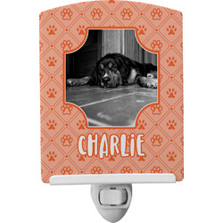 Pet Photo Ceramic Night Light (Personalized)