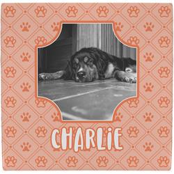 Pet Photo Ceramic Tile Hot Pad (Personalized)