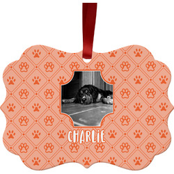 Pet Photo Ornament (Personalized)