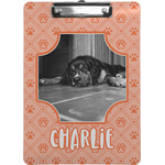 Pet Photo Clipboard (Personalized)