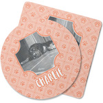 Pet Photo Rubber Backed Coaster (Personalized)