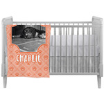 Pet Photo Crib Comforter / Quilt (Personalized)