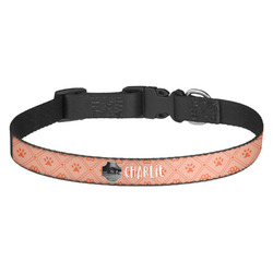 Pet Photo Dog Collar (Personalized)