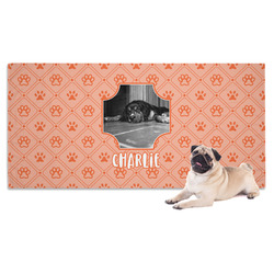 Pet Photo Dog Towel (Personalized)