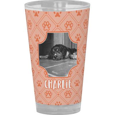 Pet Photo Drinking / Pint Glass (Personalized)