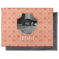 Pet Photo Microfiber Screen Cleaner (Personalized)