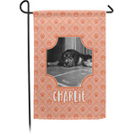 Pet Photo Garden Flag - Single or Double Sided (Personalized)