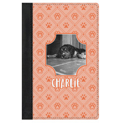Pet Photo Genuine Leather Passport Cover (Personalized)