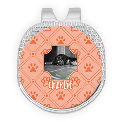 Pet Photo Golf Ball Marker - Hat Clip