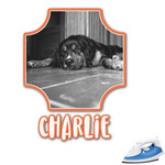 Pet Photo Graphic Iron On Transfer (Personalized)
