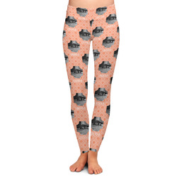 Pet Photo Ladies Leggings - Large (Personalized)