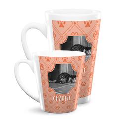 Pet Photo Latte Mug