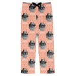 Pet Photo Mens Pajama Pants (Personalized)