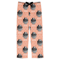 Pet Photo Mens Pajama Pants (Personalized)