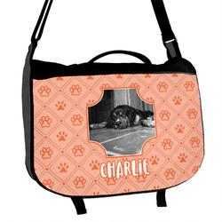 Pet Photo Messenger Bag (Personalized)