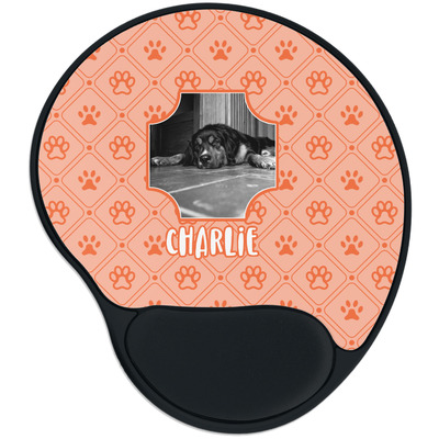 Pet Photo Mouse Pad with Wrist Support
