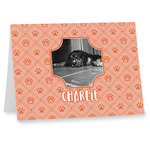 Pet Photo Note cards (Personalized)