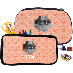 Pet Photo Neoprene Pencil Case