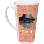 Pet Photo Latte Mug (Personalized)