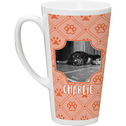 Pet Photo Latte Mug (Personalized)
