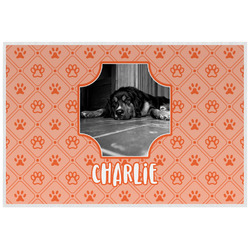 Pet Photo Laminated Placemat