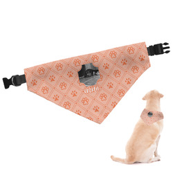 Pet Photo Dog Bandana (Personalized)
