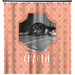 Pet Photo Shower Curtain (Personalized)
