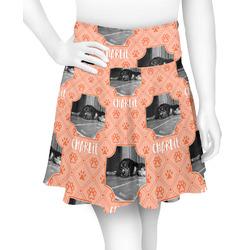 Pet Photo Skater Skirt (Personalized)