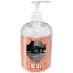 Pet Photo Acrylic Soap & Lotion Bottle