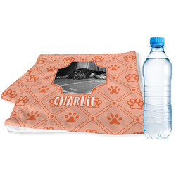 Pet Photo Sports & Fitness Towel (Personalized)