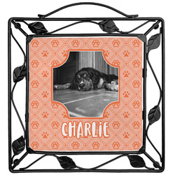 Pet Photo Trivet (Personalized)