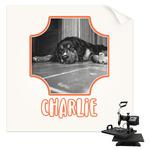 Pet Photo Sublimation Transfer (Personalized)