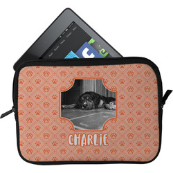 Pet Photo Tablet Case / Sleeve (Personalized)
