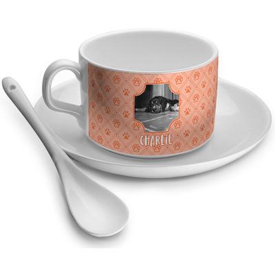 Pet Photo Tea Cups (Personalized)