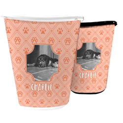 Pet Photo Waste Basket (Personalized)