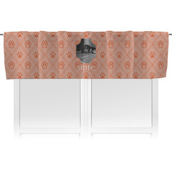 Pet Photo Valance (Personalized)