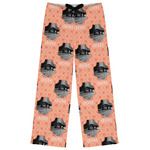 Pet Photo Womens Pajama Pants (Personalized)