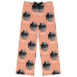 Pet Photo Womens Pajama Pants (Personalized)
